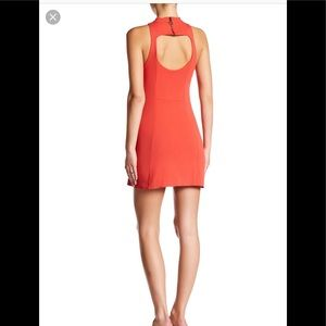 Free people Red sexy dress 💕🌺💕🌺